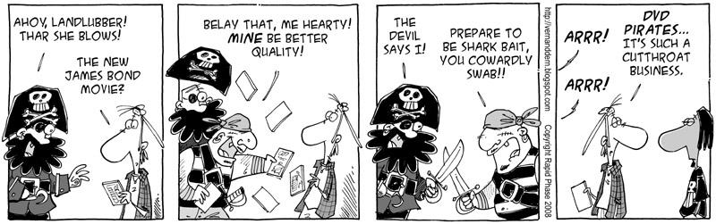 Comic strip authors